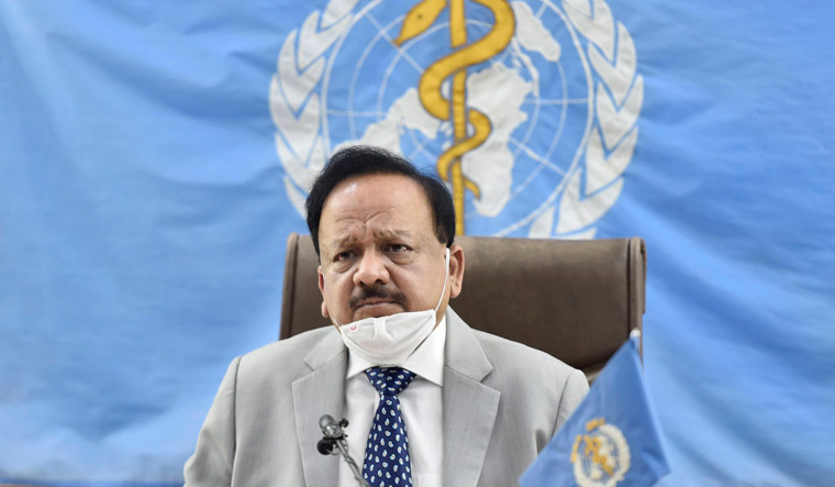 Hopeful COVID-19 vaccine will be available in India next year: Harsh Vardhan