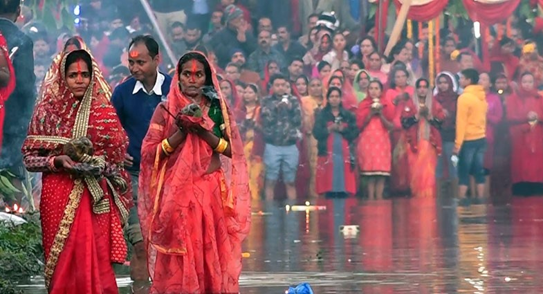 Chhath festival begins today by worshipping sun